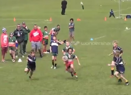 Chicago Doyle, future star des All Blacks ?