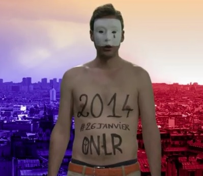 Les voeux 2014 ridicules des anti-mariage gay