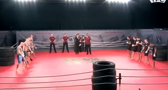 Team Fighting Championship, des Combats MMA par équipe