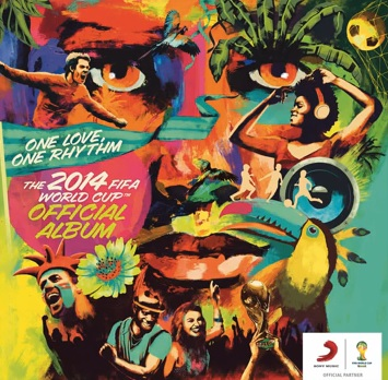 Jennifer Lopez & Pitbull – We Are One (Ole Ola), la chanson officielle de la Coupe du Monde 2014