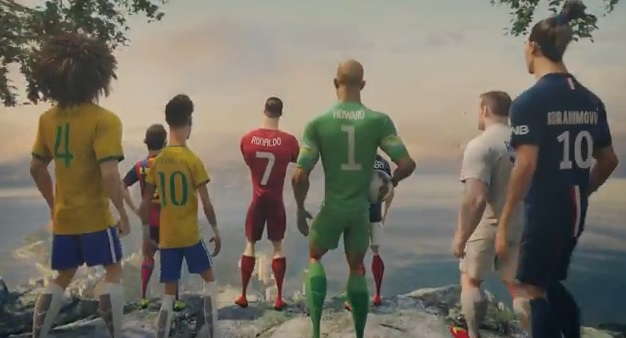 Pub Nike – The Last Game