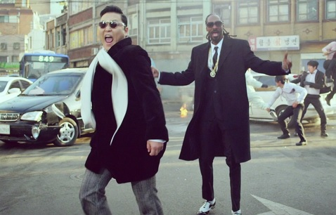 PSY feat Snoop Dogg – Hangover