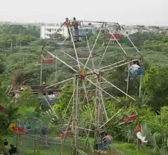 Grande roue made in India