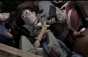 Toy Story version The Walking Dead