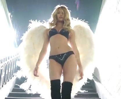Lip Sync des anges Victoria's Secret sur Taylor Swift