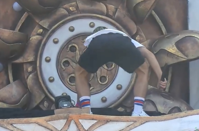 Salvatore Ganacci, le DJ le plus WTF de Tomorrowland 2018