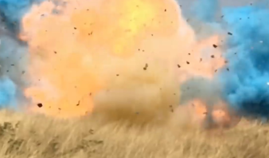 Un futur papa provoque un incendie géant à cause d'une Gender Reveal party qui a mal tourné